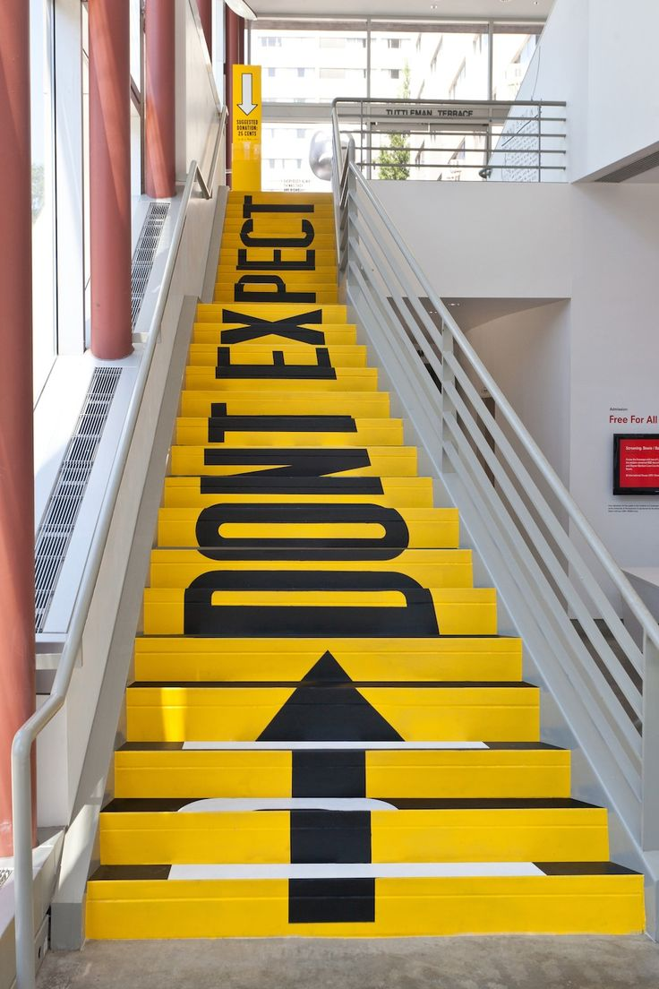 the happy show by sagmeister  #color #typo #optical