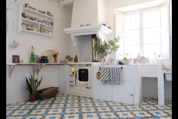 17 mejores ideas sobre cocinas antiguas de campo en for Decoracion de casas antiguas