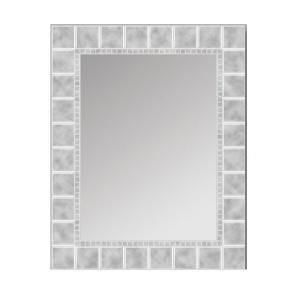 Deco Mirror In W Large Glass Block Rectangle Wall 8199 At The Home Depot