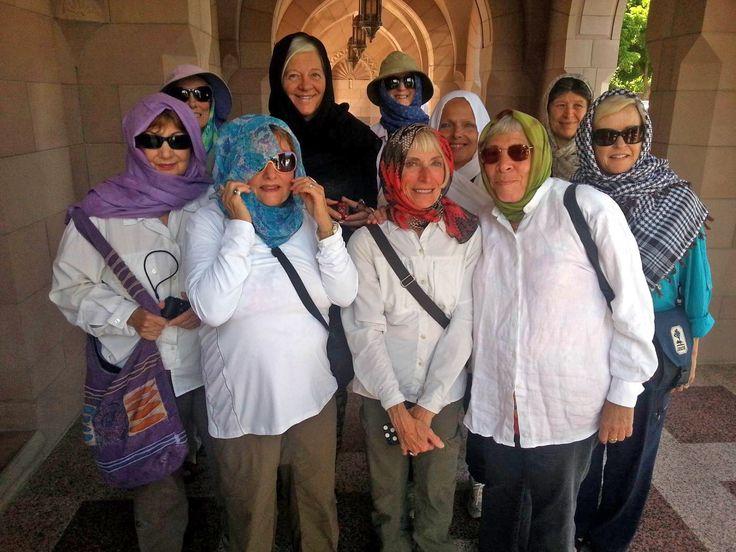 ElderTrekkers going local in Oman