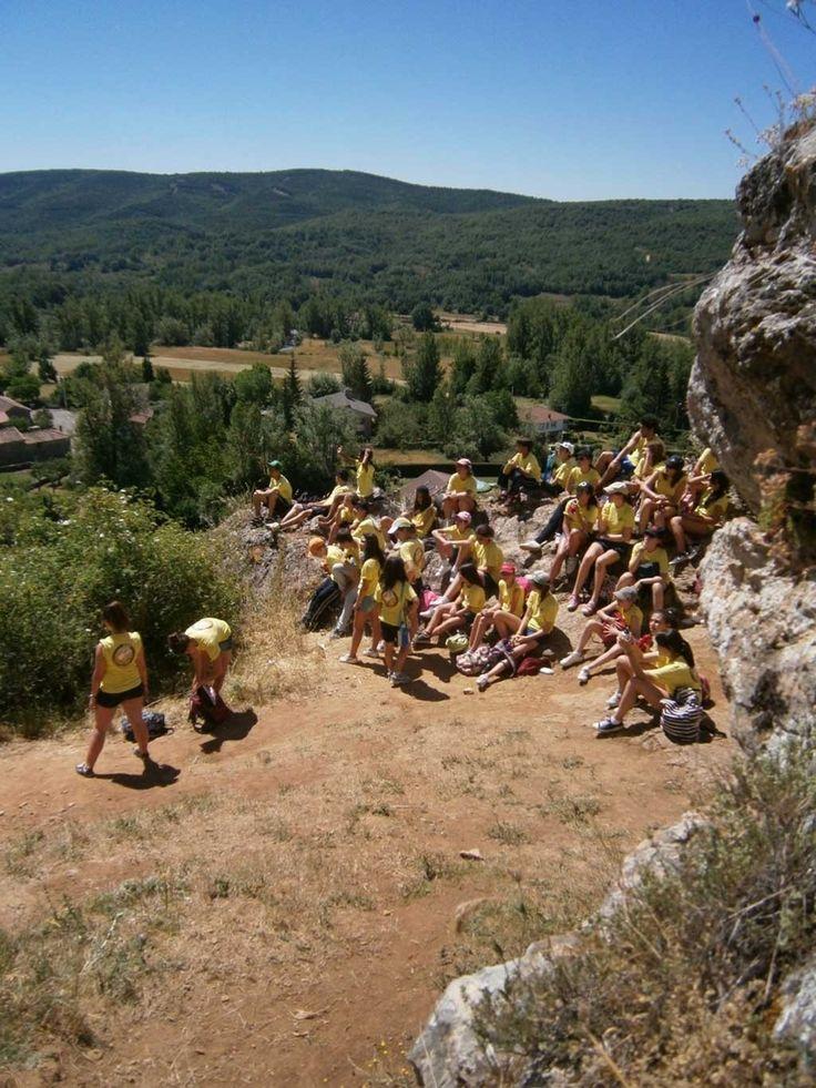 Galería de fotos » Excursiones - Aviados | GMR summercamps