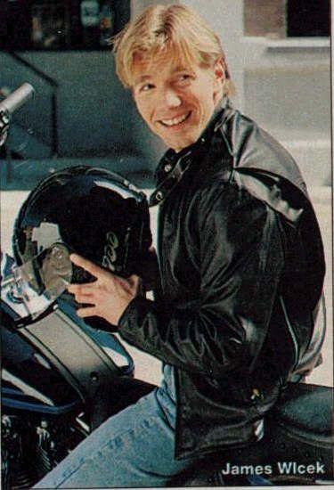 James Wleck played Trent Malloy on Walker, Texas Ranger.