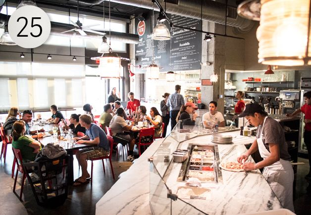 The Perfect Night Out: GQ's 25 Best New Restaurants in America, 2014