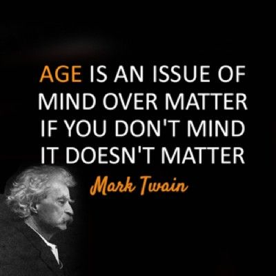 Being 50+ and Fit often requires mental fortitude as well as strong muscles and bones. Our minds make such a difference in the health of our bodies.