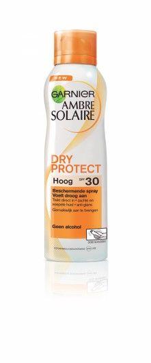 Garnier Ambre Solaire SPF Dry Protect Spray SPF 30