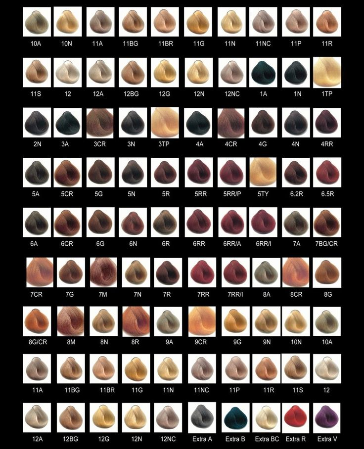 The 25+ best Hair color swatches ideas on Pinterest | Red hair ...