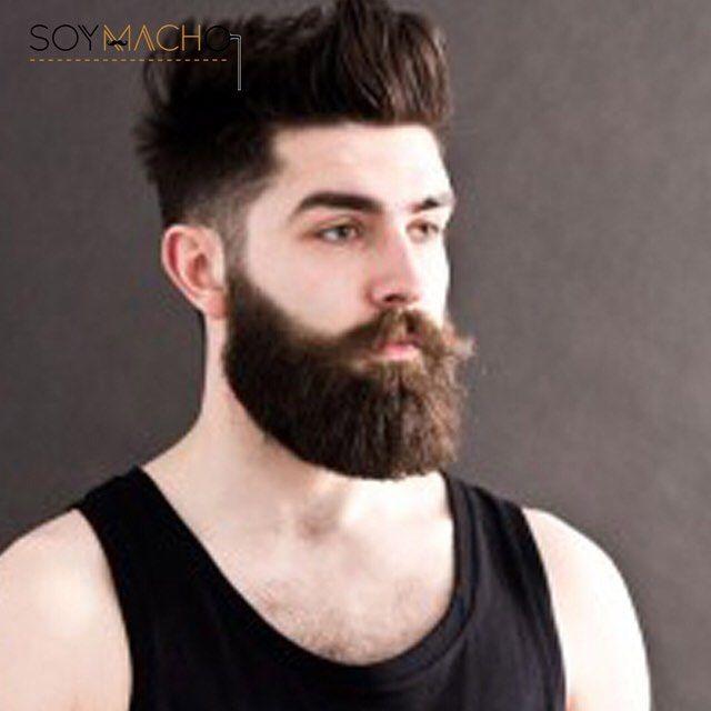 "74 Likes, 2 Comments - SoyMacho (@soymachomx) on Instagram: ""Las mejores barbas siempre van peinadas #SoyMacho #soymacho #soymachomexico #mengrooming…"""