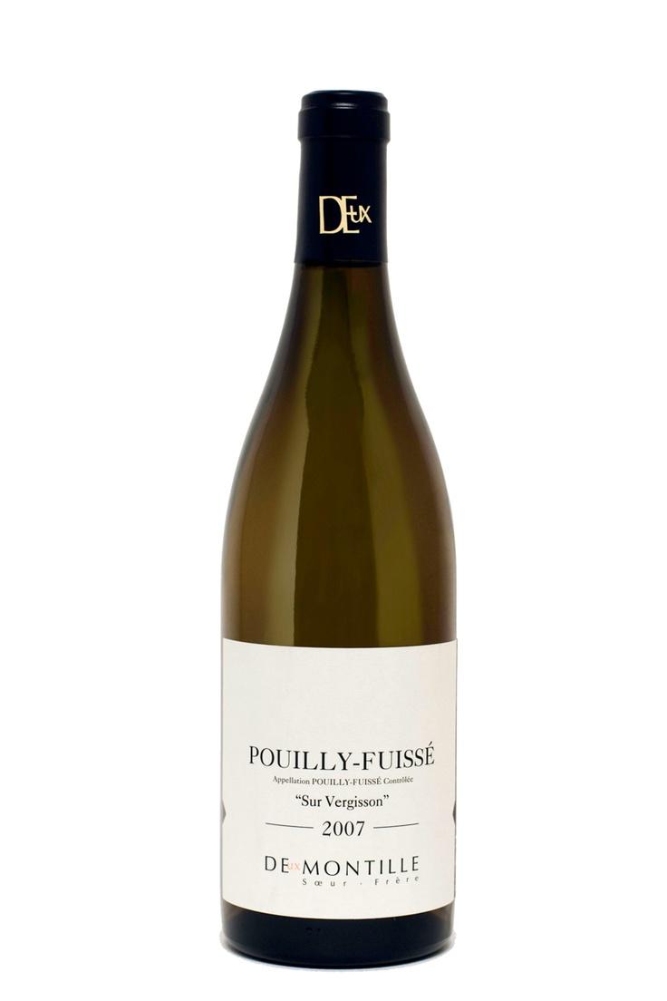 12 Bottles of 2007 Pouilly Fuissé En Vergisson, Maison Deux Montille, £239.40
