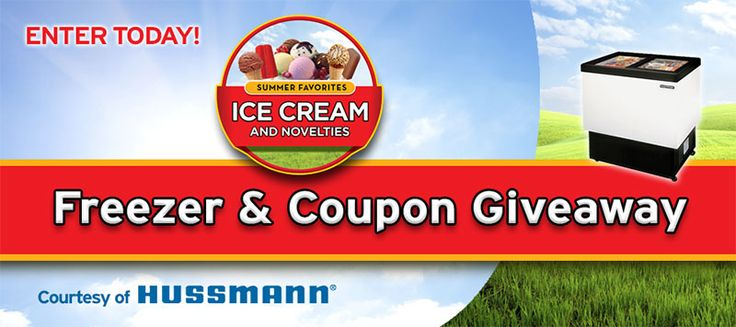Easy Home Meals - Win a Hussmann Glass Top Freezer & Ice Cream - http://sweepstakesden.com/easy-home-meals-win-a-hussmann-glass-top-freezer-ice-cream/