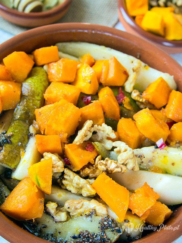 Cardamom pears with pumpkin / Peras cardamomo con calabaza