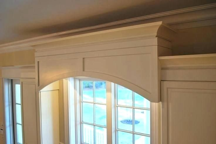 Kitchen Cabinet Valance Ideas Window Our Custom Shop Made This Which Cupboard Valances Window Valance Kitchen Window Valances Wood Valance