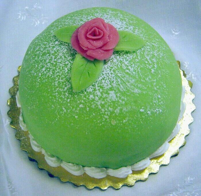 """Swedish """"PRINCESS CAKE"""""""