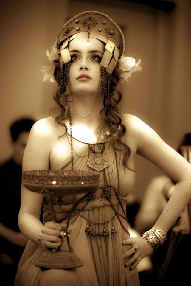 Elettra è un personaggio della mitologia greca. Era figlia di Agamennone e Clitennestra, sorella di Oreste, Crisotemi e Ifigenia. Dopo la morte del padre Agamennone per mano di Clitennestra e con il contributo di Egisto, suo amante, Elettra istiga il fratello Oreste a vendicare il padre.