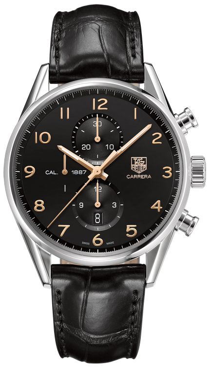 NEW TAG HEUER CARRERA CALIBRE 1887 MENS WATCH