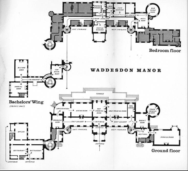 1000 images about waddesdon manor on pinterest window floorplans waddesdon manor