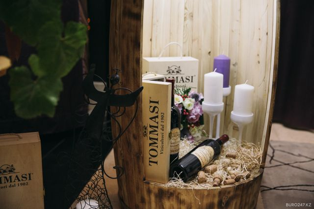 Tommasi Wines at Vogue Fashion Night Out in Almaty #Kazakhstan