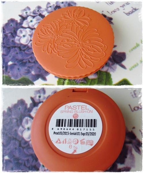 Pastel Spring Blush-On Allık 15