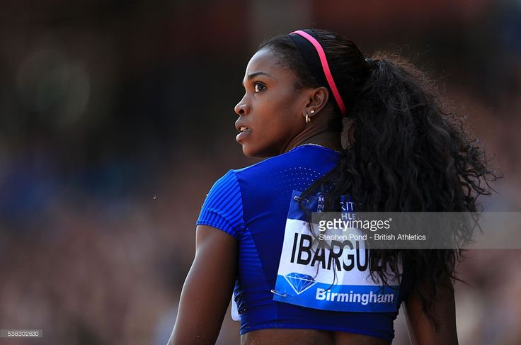 caterine ibarguen | Caterine Ibarguen of Columbia competes in the womens triple jump ...