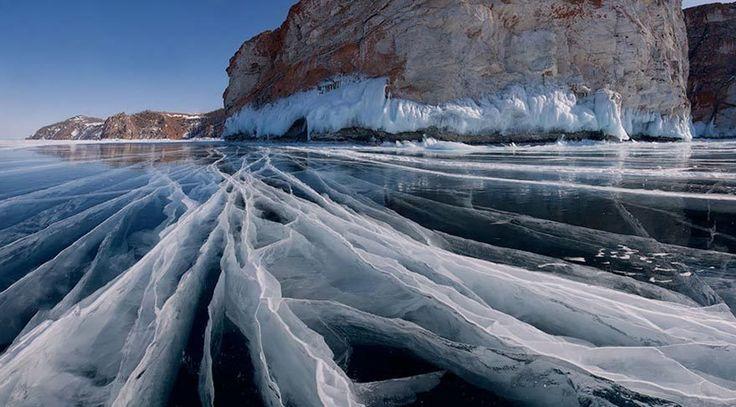 Baykal Lake, Russia