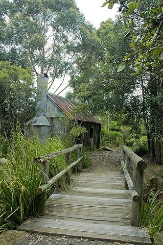 Australian Garden, Fagan park