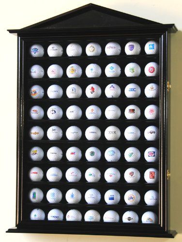 Plans To Build A Golf Ball Display Case Woodworking