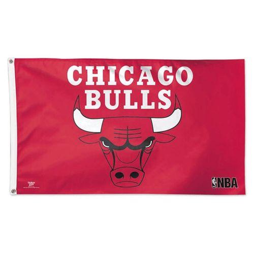 Chicago Bulls Deluxe Flag #FlagCo #NBA #Basketball ChicagoBulls #Flag #Sports #Chicago #Bulls