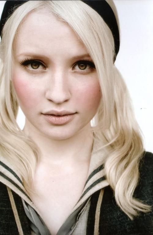 Emily Browning, love her in Suckerpunch, one of those movies I could watch over and over!
