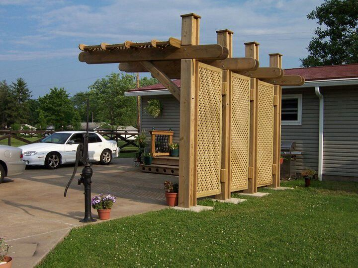 12 Best Pergola Cantilevered Images On Pinterest Backyard Ideas Decks And Outdoor Rooms