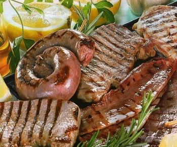 Le salse per le vostre grigliate miste di carne.