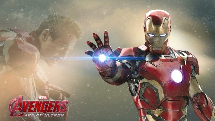 Download Iron Man Tony Stark 4k Wallpaper Avengers Age Of