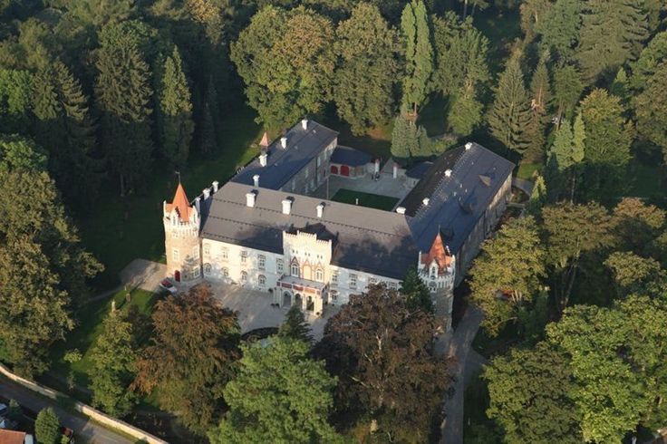 Замок Шато Гералец.