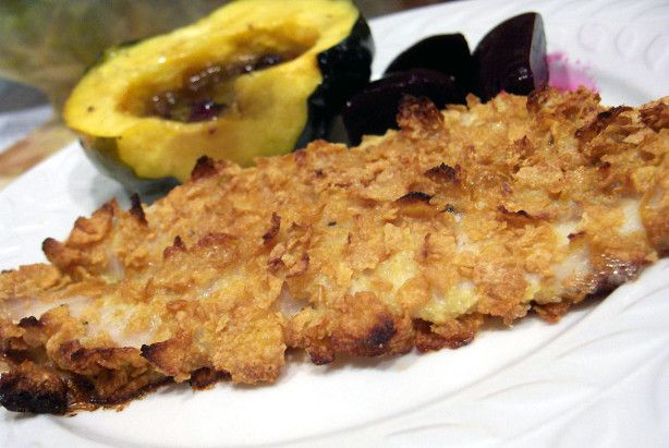 Spicy Fried Pollock