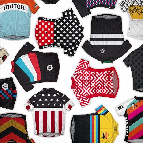 twin six #cycling #kit #jersey