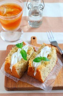 「大豆と米糀のスイーツ粉 を使った紅茶シフォン」marimo   お菓子・パンのレシピや作り方【corecle*コレクル】