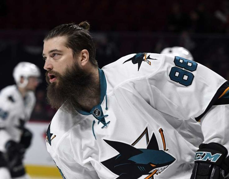 Here are your 2017 NHL All-Star Game rosters  -  January 10, 2017:     BRENT BURNS, D, SHARKS:    Pacific Division