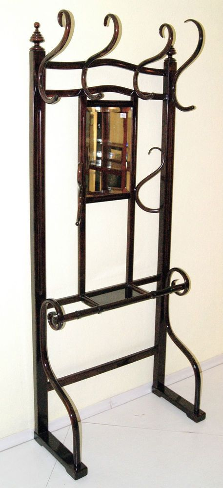 32 best art deco coat racks images on pinterest clothes. Black Bedroom Furniture Sets. Home Design Ideas
