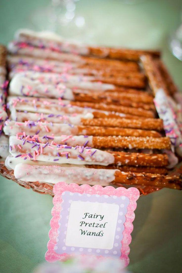 Fairy Party Food Ideas