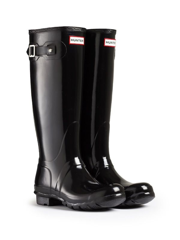Gloss Rain Boots | Original Tall Gloss Rain Boots | Hunter Boot http://usa.hunter-boot.com/product/original-tall-gloss-rain-boots