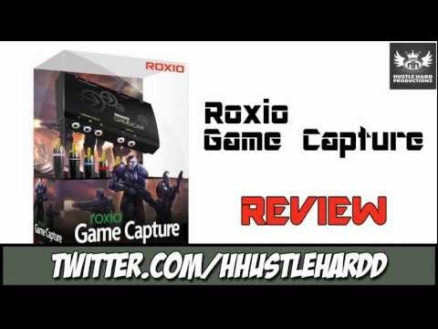 Review - Placa Roxio Game Capture