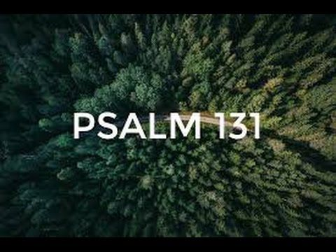 Word For Today: Psalm 131