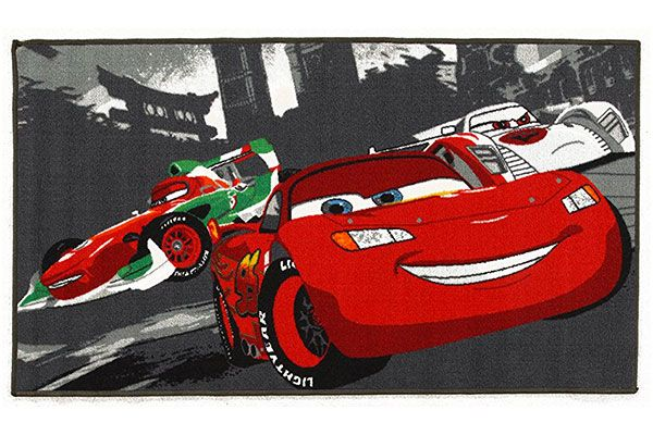 Tappeto Disney di Cars 3
