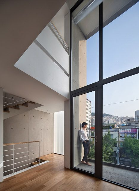 Daecheong-dong Small House by JMY Architects