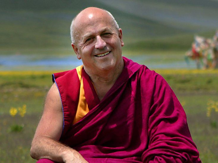 Matthieu Ricard A 69-year-old monk who scientists call the 'world's happiest man' says the secret to being happy takes just 15 minutes a day