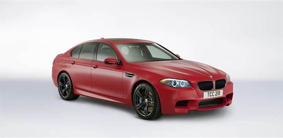 BMW M3 + M5 – Frozen Matte Series