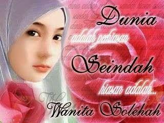 Muhasabah cinta wanita muslimah