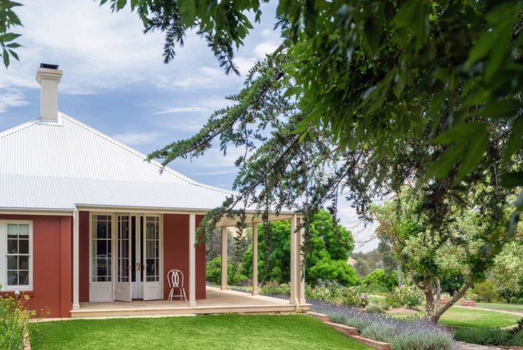 Michael Bell Architects Wagga Wagga Farmhouse Justin Alexander 02H