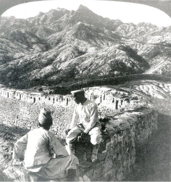 도성·서울 성곽 - 대한제국 1900년. 가톨릭출판사(서울),『 사진으로 본 백 년 전의 한국』