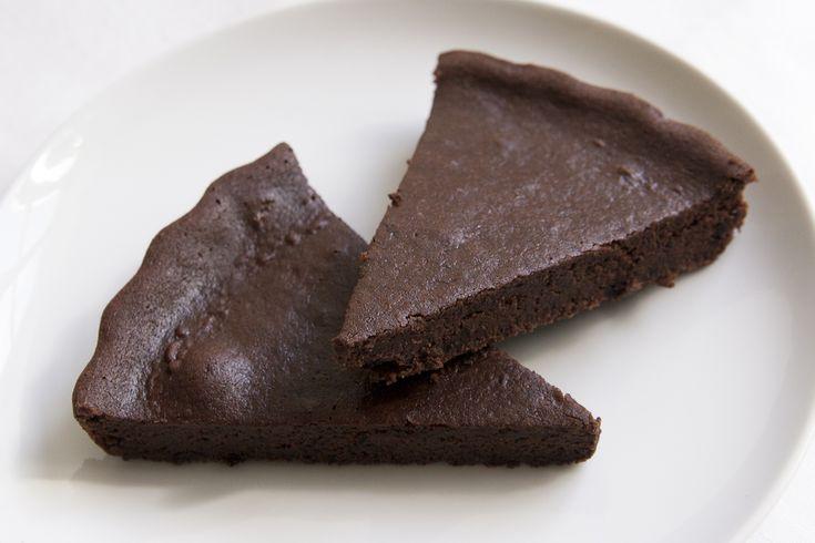 Glutenfri chokladkaka med svarta bönor (Pastel de chocolate...con frijoles negros <3 )