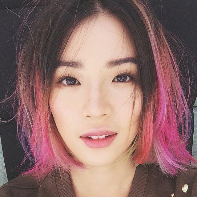 A nova tendência em ombré hair nos cabelos é o colombré: cabelos coloridos com a sutileza que já conhecemos quando fazemos ombré hair!