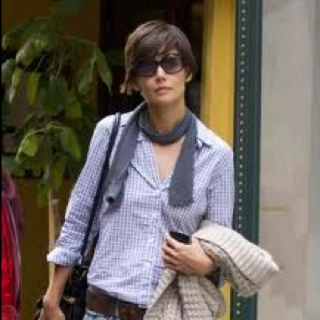 Katie Holmes short Hair!!!: Easy Hairstyles, Shorts Hair Celebrity, Katy Holmes Shorts Hair, Celebrity Hair, Shorts Bobs, Cute Hair, Hair Style, Bobs Hair, Shorts Hairstyles